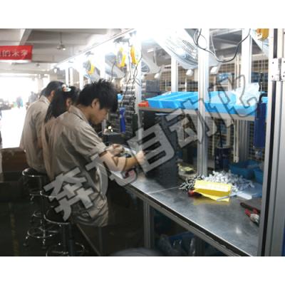 浙江奔龙自动化厂家直销塑壳断路器装配流水线