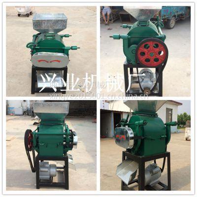 麦子压片机 家用20型粮食压扁机 谷物杂粮粉碎机