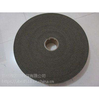 供应美国原装进口黑色软木胶带50*2也叫防滑胶带适用于印刷机分切机等配套使用