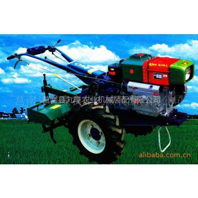 供应手扶拖拉机、农机配套具
