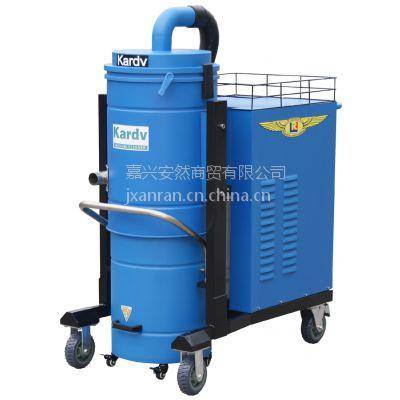 供应凯德威大型工业吸尘器DL-7510 工厂吸尘设备批发