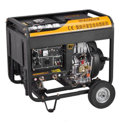 汉萨190A柴油机电焊机价格
