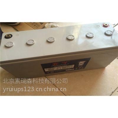 商丘北宁蓄电池FCT12-125代理商