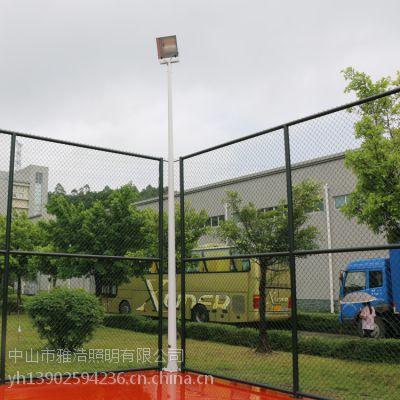 中山厂家热销6米8米系列热镀锌路灯杆 各式高度路灯灯杆报价