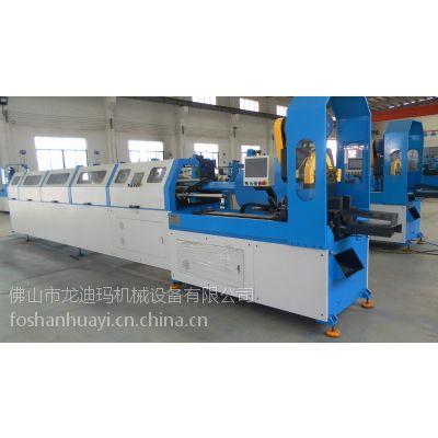 广东供应钢管自动切管机 350全自动金属圆锯机 数控全自动切管机
