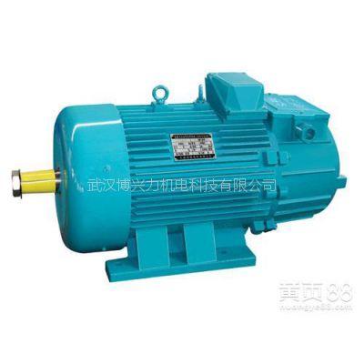 湖北武汉 长航电机价格YZD250M2-8/32;22/5.0KW 起重设备三相异步双速电机
