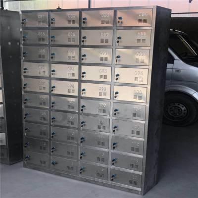 供应 6门更衣柜 不锈钢更衣柜 双桥 厂家