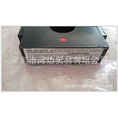 深圳湾边贸易进口美国OHIOSEMI CTL-201S/200传感器,价格优惠!