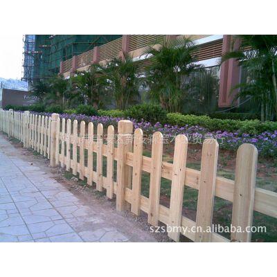 供应承接制作安装户外工程铁木围栏/栅栏/篱笆/护栏/栏杆(Fence)