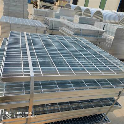 河北菱形钢格板厂 菱形钢格板规格
