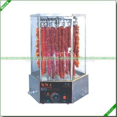 供应烤羊肉串机 全电烤羊肉串机 无烟烤羊肉串机