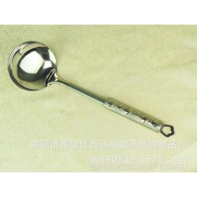 不锈钢 锅铲 心形 1厘10壳 厨具套装 全套勺铲子 创意汤勺大漏勺
