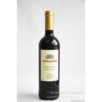 供应江门进口法国红酒清关公司