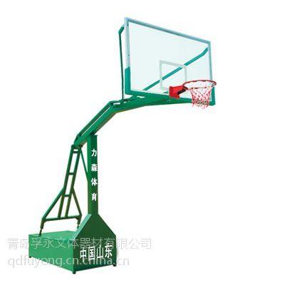 青岛篮球架应该选择什么样的款式?青岛国标篮球架厂家价格