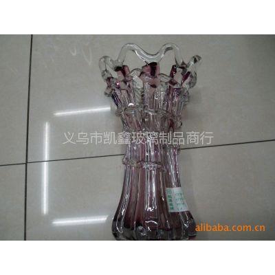 【厂家供应】925手工缕空工艺玻璃花瓶(图)  【 工艺精品】