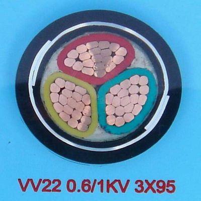 供应低压PVC电力电缆