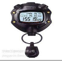 供应上海马拉松比赛计时器 精工S057防水计步器 卡西欧HS-80TW运动秒表