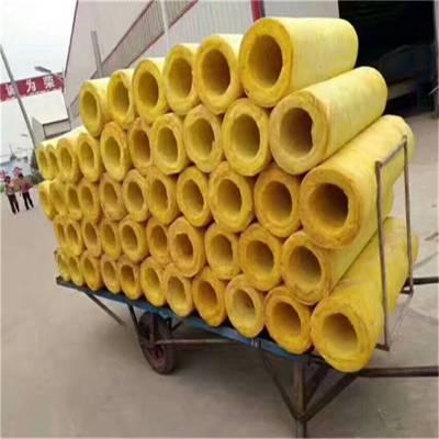 玻璃棉管产品质量优秀、玻璃棉管使用寿命长、玻璃棉管长久不变形