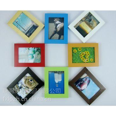 多功能广告礼品相框,珠海铝质摄影纪念相框,婚纱相框定制