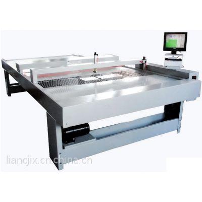 厂家直供,LC-103A全自动电脑卧式量皮机,量革机,电子量革机