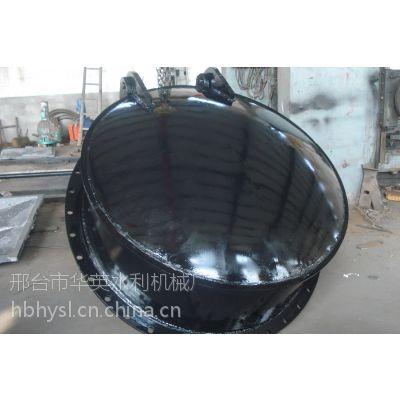 供应优质聚乙烯拍门DN800大型螺杆启闭机各种型号闸门-邢台华英