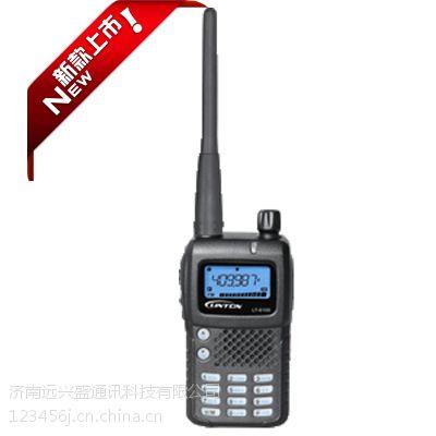 供应灵通手动调频对讲机6100PLUS