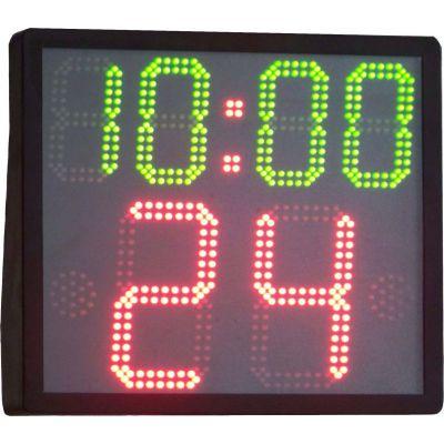 供应易彩通五位单面篮球比赛24秒计时器