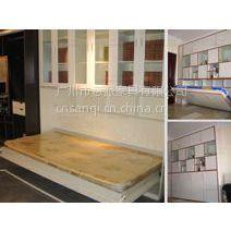 供应意派智能空间家具Y90H自动折叠隐形床/壁柜床