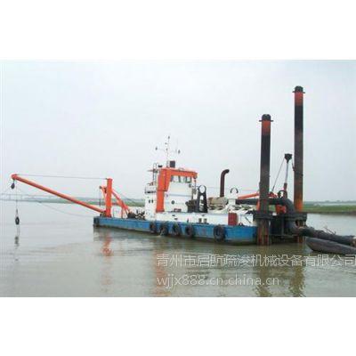 大型挖泥船|青州启航(图)|2000米排距大型挖泥船