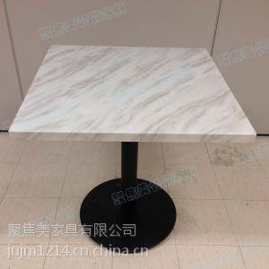 供应成功案例之香港理工大学食堂餐桌椅定制聚焦美家具