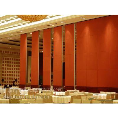 广西酒店活动屏风价格 南宁兆拓隔断品牌 会议室隔断商家