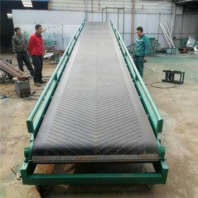 服装厂用的流水线 润华 货物装卸输送机 电动埋刮板输送机