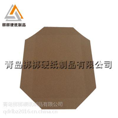 梆梆硬纸制品厂家大量提供高承重纸滑板 营口西市区专业加工制作