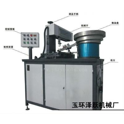 供应全自动切磨机械手送料机 无心磨床切入磨送料机  接料机可定做
