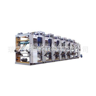 供应全新型经济型中速电脑凹版印刷机 塑料凹版印机 产量快