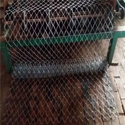 球场勾花网 勾花网围栏 体育场围栏网厂家