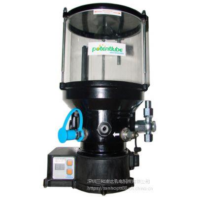 Potentlube HDI多点、集中、全自动润滑装置|注油器厂家