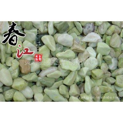 大量供应 杂色远古时代鹅卵石 规格齐全 质量优