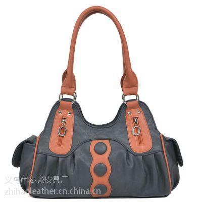 PU女包定制加工厂家志豪皮具定制加工款款秀女包(K-2334 )