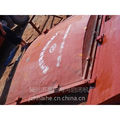 内蒙古销售海河铸铁镶铜闸门制造厂家