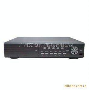 供应4路 全D1录像 监控硬盘录像机 真正高清主机 VGA 网络远程 云台