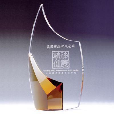 供应西安精品特惠水晶礼品领导者--龙洲水晶
