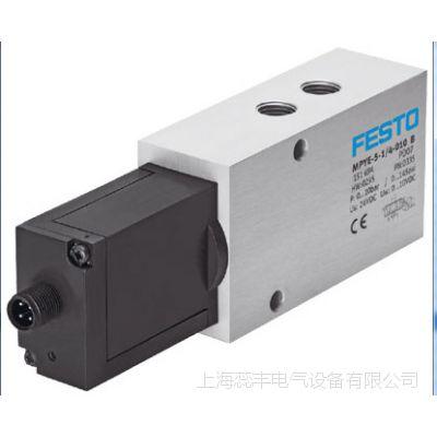 FESTO比例方向控制阀151695 MPYE-5-3/8-010-B