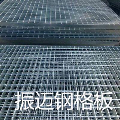 烟气塔平台钢格板.平台节点钢格栅板.钢格栅一级制作厂家