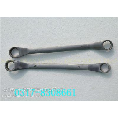 不锈钢工具销售 产品名称:防磁双头梅花扳手 材质:304不锈钢 品牌:安防