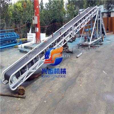 裙边式耐磨输送机厂家,涿州带护栏的皮带机型号,圆管式支架加密托辊传送机