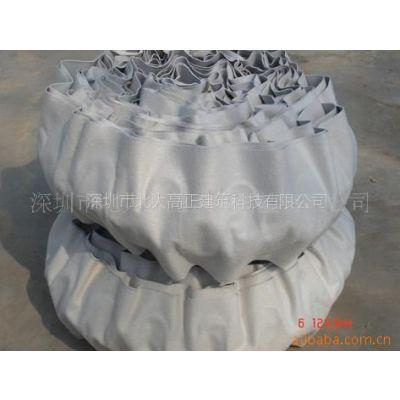 供应新型排水材料-弹簧半圆排水管