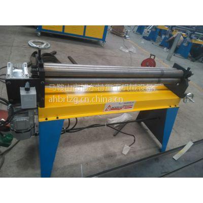 小型卷板机 W11G-2/1000电动偏三星卷板机 卷板机型号规格