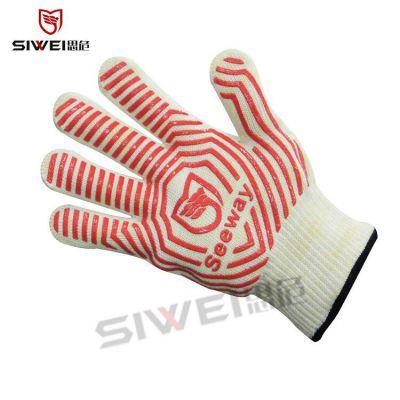 思危 芳纶防烫手套 4级防高温手套 烘培专用 厂家直邮
