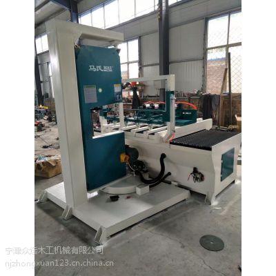木工机械自动带锯机价格,细木工带锯机厂家,桌椅腿专用带锯机厂家